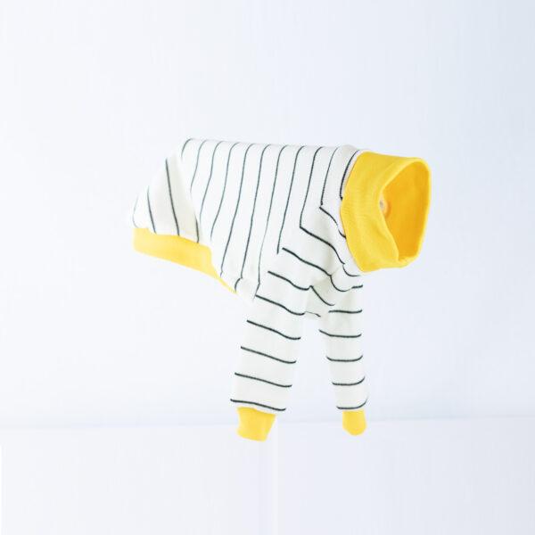 Italian Greyhound Clothing   Bolton Stripe   Iggy Wear