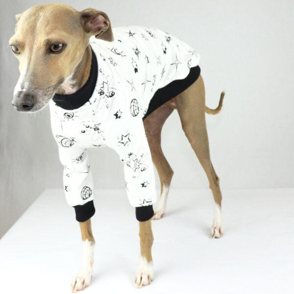 Italian Greyhound Clothing   Pyjamas   Royal Hound
