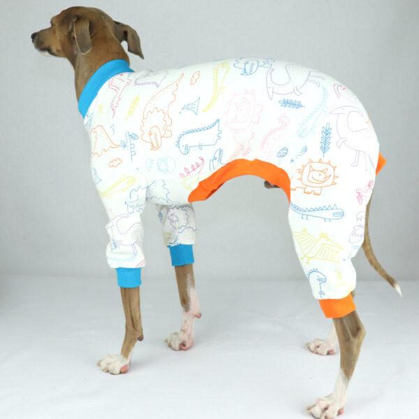 Italian Greyhound Pyjamas | Iggy Clothing | Royal Hound