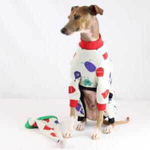 Italian Greyhound Pyjama | Iggy Wear Clothing